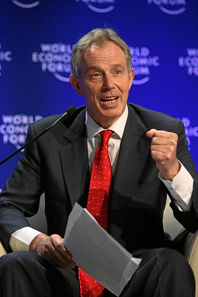 Changes in Received Pronunciation (examples: Tony Blair, Kate Nash, Simon Reeve)
