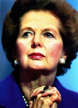 """""""The Falklands War boosted Thatcher's popularity and national pride"""" (interview, part 2/3)."""